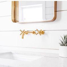 How we did it: Shiplap Shower — Savvy Interiors Shiplap Bathroom, Laundry In Bathroom, Small Bathroom, Bathroom Ideas, Bathrooms, Bath Tiles, Patio Wall, Master Bath Remodel, Interiors