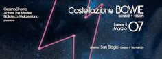 Costellazione Bowie il 7 marzo primo appuntamento di Cesena Cinema