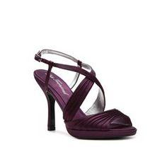 Lulu Townsend Bridal Romeo Sandal Dress Sandals Sandal Shop Women's Shoes - DSW love these! Blue Sandals, Dress Sandals, Blue Heels, Heeled Sandals, Shoes Sandals, High Heels, Dsw Shoes, Bridesmaid Shoes, Bridesmaids
