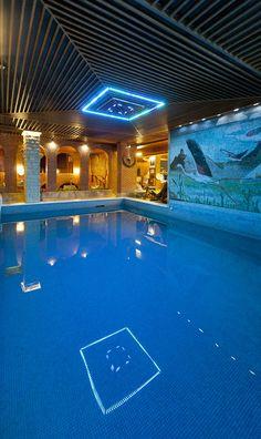 Yaşayan su #sauna #havuz #pool #spa #wellness #masaj #massage #buharodası #türkhamamı