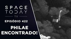 Philae Encontrado! - Space Today TV Ep.422