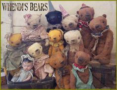 Whendi's Bears: For Sale