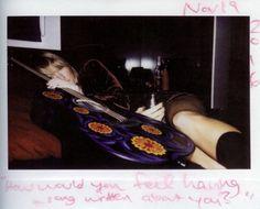Taylor Swift — polaroid from Reputation Magazine