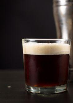 Shakerato: a super easy to make iced espresso drink