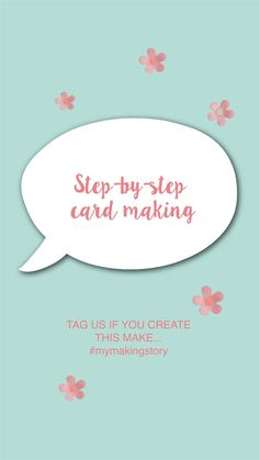 Step Cards, Making Tools, Hello Spring, Color Stories, Thank You Gifts, Homemade Cards, Scrapbook Pages, Cardmaking, Card Stock