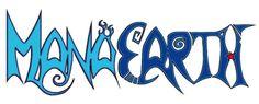 Laurent Aubouy - Logo Mana Earth www.mana-earth.com