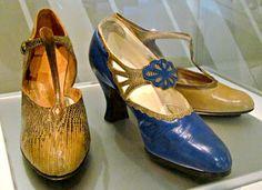 Divine ~ 1920's shoes......