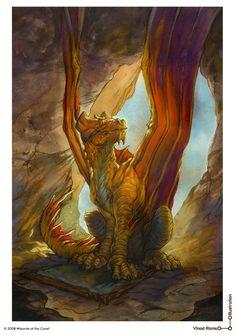 Onatar - Brass Dragon Form - Brass Dragon Codex