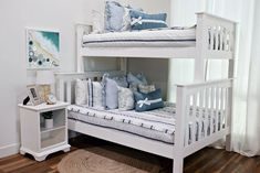 Styled for Bunk Beds – Beddy's Girls Bedroom, Bedroom Decor, Bedroom Ideas, Beddys Bedding, Zipper Bedding, Make Your Bed, Bunk Beds, Color Schemes, Comforters