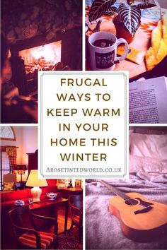 Looking for some cheap easy and above all frugal ways to keep warm in your home this winter? Frugal Ways To Keep Warm In Your Home This Winter - some great ways to heat your home for less. Be more zero waste. Frugal Living Tips, Frugal Tips, Keep Warm, Stay Warm, Money Tips, Money Saving Tips, Hm Home, Winter Hacks, Thing 1