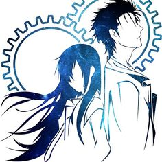 Okabe and Kurisu – Cowboy Bebop Fate Zero Kiritsugu, Cowboy Bebop Tattoo, Steins Gate 0, Gate Pictures, Samurai Flamenco, Kurisu Makise, Fate Stay Night Anime, Cartoon Pics, In A Heartbeat