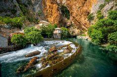 Blagaj Bosnie Herzegovine