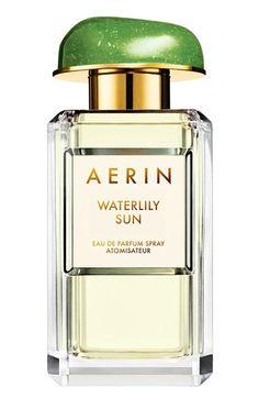 Estée Lauder AERIN Beauty 'Waterlily Sun' Eau de Parfum available at #Nordstrom and smells heavenly
