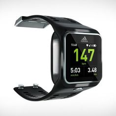 Adidas miCoach SMART RUN Activity Tracker Announced