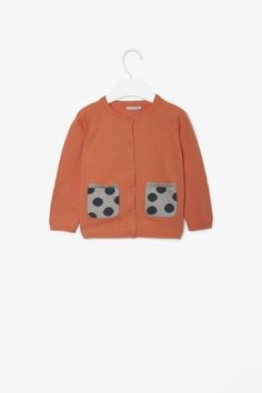Pocket detail cardigan by COS