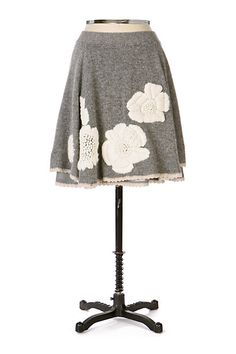 Kittatinny Sweater Skirt- need a small or medium  #anthropologie