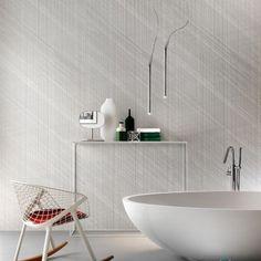 Bad Duschwand Lea Ceramiche Slimtech Naive Öffentlicher Raum, Feinsteinzeug  Fliesen, Schattierungen, Badezimmer,