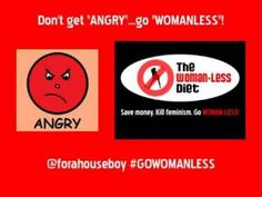 MGTOW/MRA Woman-Less Diet Tip #8: Let Go Of Your Anger