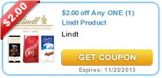 Add cents to your Disney vacation savings. $2.00 off Any ONE (1) Lindt Product