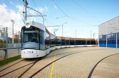 Bombardier unveils new optical 3D sensor system for tram safety