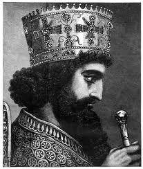 Xerses, Persian King.