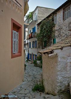 Parga , Greece Summertime Sadness, Greece, To Go, Windows, Doors, Street, City, World, Places