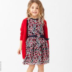 Ermanno Scervino Junior - Embroidery dress - 141443