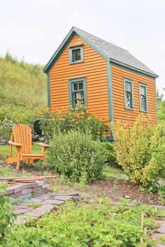 Colorful Houses in Trinity, Newfoundland East Coast Style, Box Houses, Newfoundland And Labrador, Cozy Place, Iceland Travel, Cozy Cottage, Culture Travel, Staycation, House Colors