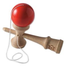 Tribute Kendama, Wooden Cup and Ball Game, Kendama | Solutions $24.98
