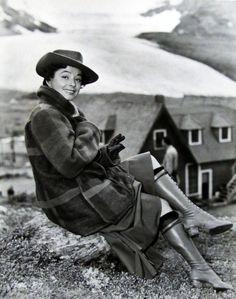 THE FAR COUNTRY (1954) - Ruth Roman