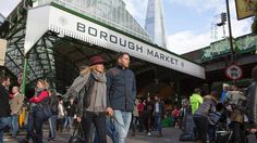 Borough Market. Image: Michael Heffernan