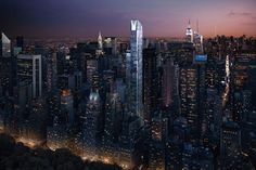 14 Buildings to Watch in 2014: One57, a glass megatower in New York City