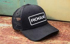 302a9222841f3 Rogue Patch Trucker Hat - Logo Cap