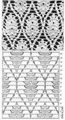 Watch This Video Beauteous Finished Make Crochet Look Like Knitting (the Waistcoat Stitch) Ideas. Amazing Make Crochet Look Like Knitting (the Waistcoat Stitch) Ideas. Filet Crochet, Beau Crochet, Crochet Diagram, Tunisian Crochet, Crochet Chart, Crochet Motif, Crochet Doilies, Knit Crochet, Irish Crochet