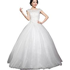 Partiss Women's A-Line Wedding Dress, S, White Partiss http://www.amazon.com/dp/B00UMZZ3CS/ref=cm_sw_r_pi_dp_A8Qavb0C6TN98