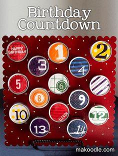 Birthday Countdown ;)  - 2 days!!