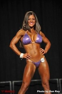 Success Story: NPC Competitor Samantha Slaven beat the odds, lost the weight and transformed her life Muscle and Fitness Hers