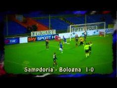 Sampdoria's goals 2012