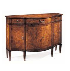 19th Century English Credenza :: Trade Only Design :: Decorative Crafts, Inc.