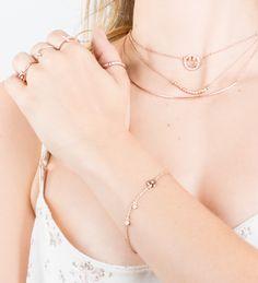 ROSE - #AddictedTo #Jewel #Jewelry #fashion #moda #estilo #fashionblogger #barcelona #inlove #tendencias #livestyle #style #blogger #new #jewellery #rings #bracelet #necklace