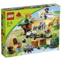 LEGO DUPLO 6156: Photo Safari for Molly