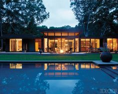 Sound Thinking: Athena and Victor Calderone's Amagansett Home