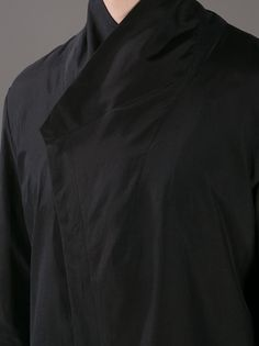 Visions of the Future: JULIUS - silk blend shirt