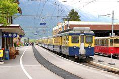 Switzerland gallery (p. Swiss Railways, Bob, Switzerland, Street View, Gallery, Trains, Paths, Bob Cuts