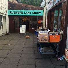 Interesting old stores, off Byres Road,Glasgow West End Glasgow, Newark Castle, Glasgow Cathedral, Best Cities, Brave, Scotland, Crafts, Manualidades, Handmade Crafts