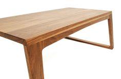 Modern Furniture - DoubleButter - ARMADILLO COFFEE TABLE—WALNUT