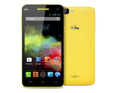 "PN:RAINBOWYELLOW  SMARTPHONE WIKO RAINBOW 5"" YELLOW 5/QUADCORE/1GB/4GB/DUAL SIM/ ANDROID4.2  151,65€ PVP  #nexusinformatica"