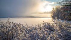Lake Pyhäjärvi - Nokia, Finland January 2016