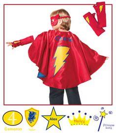 isn't every little boy a super hero!