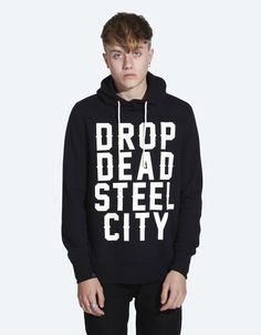 Buy City Pullover Hoodie at Drop Dead Clothing #DDXMASWISHLIST